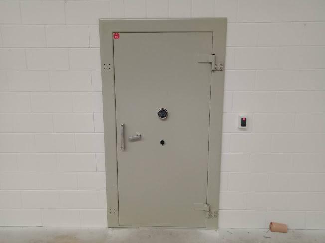 buy strong room door