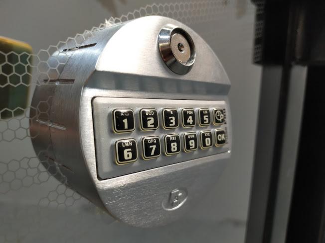 Electronic-digital-lock-repairs-Brisbane