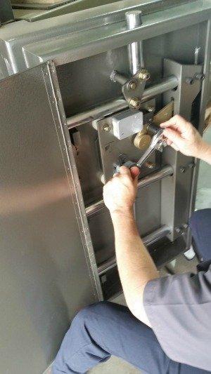 General safe repair