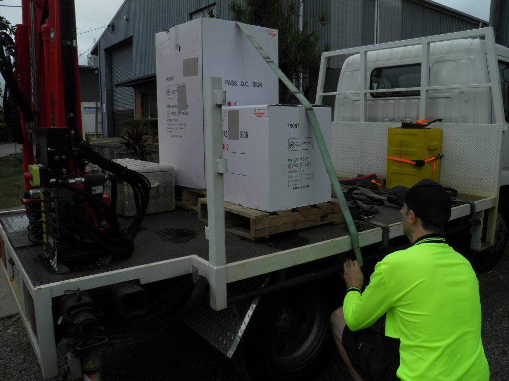 safe movers Brisbane